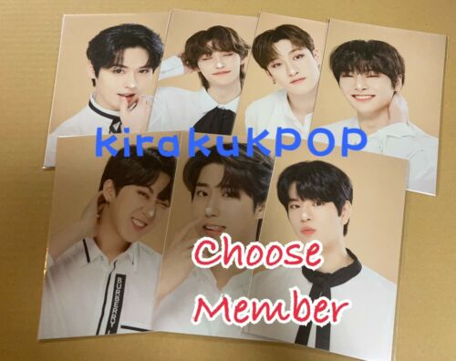 (Choose) Stray Kids - Japan CAFE Postcard Set