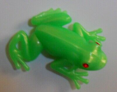 - Jeweled Crystal Eyes TREE FROG, Lime Green, 3D Fridge Magnet Made in USA