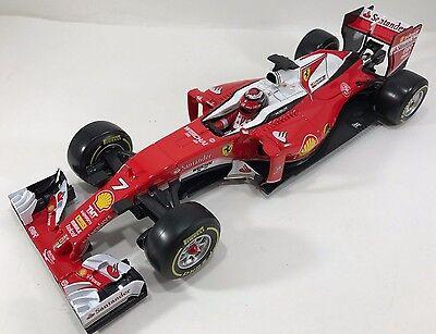Bburago - 18-16802 - Ferrari F1 SF16-H #7 K. Raikkonen Scale 1:18 - Red