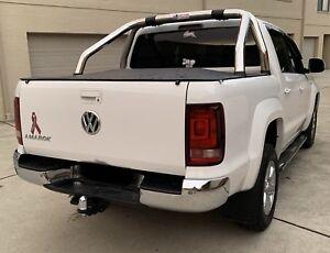 Volkswagen Amarok upgraded suspension
