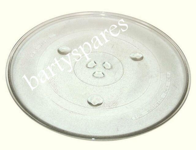 "Universal  Microwave Glass Turntable Plate Dish  315mm, 12"""