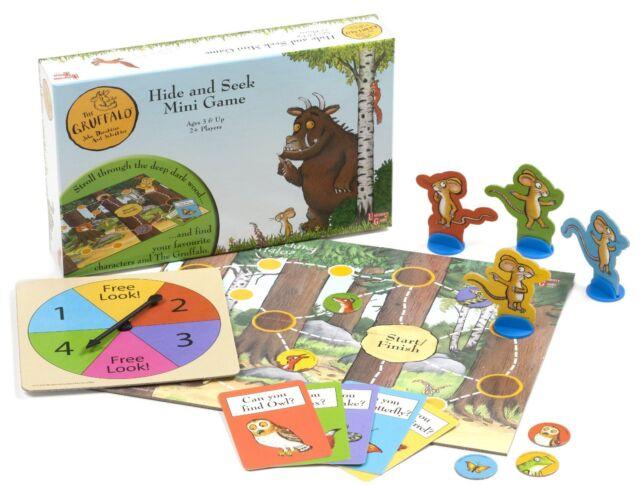 The Gruffalo Mini Hide and Seek Game - NEW