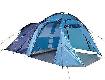 Großraum Zelt 450x270x185cm Campingzelt Gruppenzelt Familienzelt Iglu 4-Personen (4 Personen Gruppen)