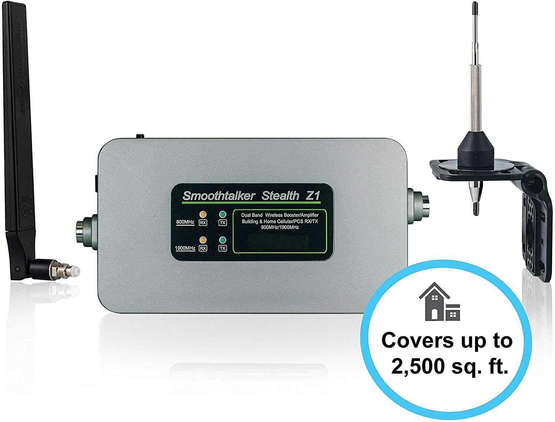 stealth z1 60db high power 2band cellular
