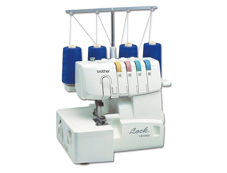 Brother Thread Serger Sewing Machine 22 Builtin Stitch Heavy