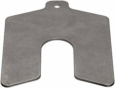 Stainless Steel Slotted Shim Unpolished Mill Finish 0.075 Thickness