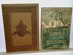 LIBRO-DEL-PELLEGRINO-Anno-Santo-MCML-Septembris-1950