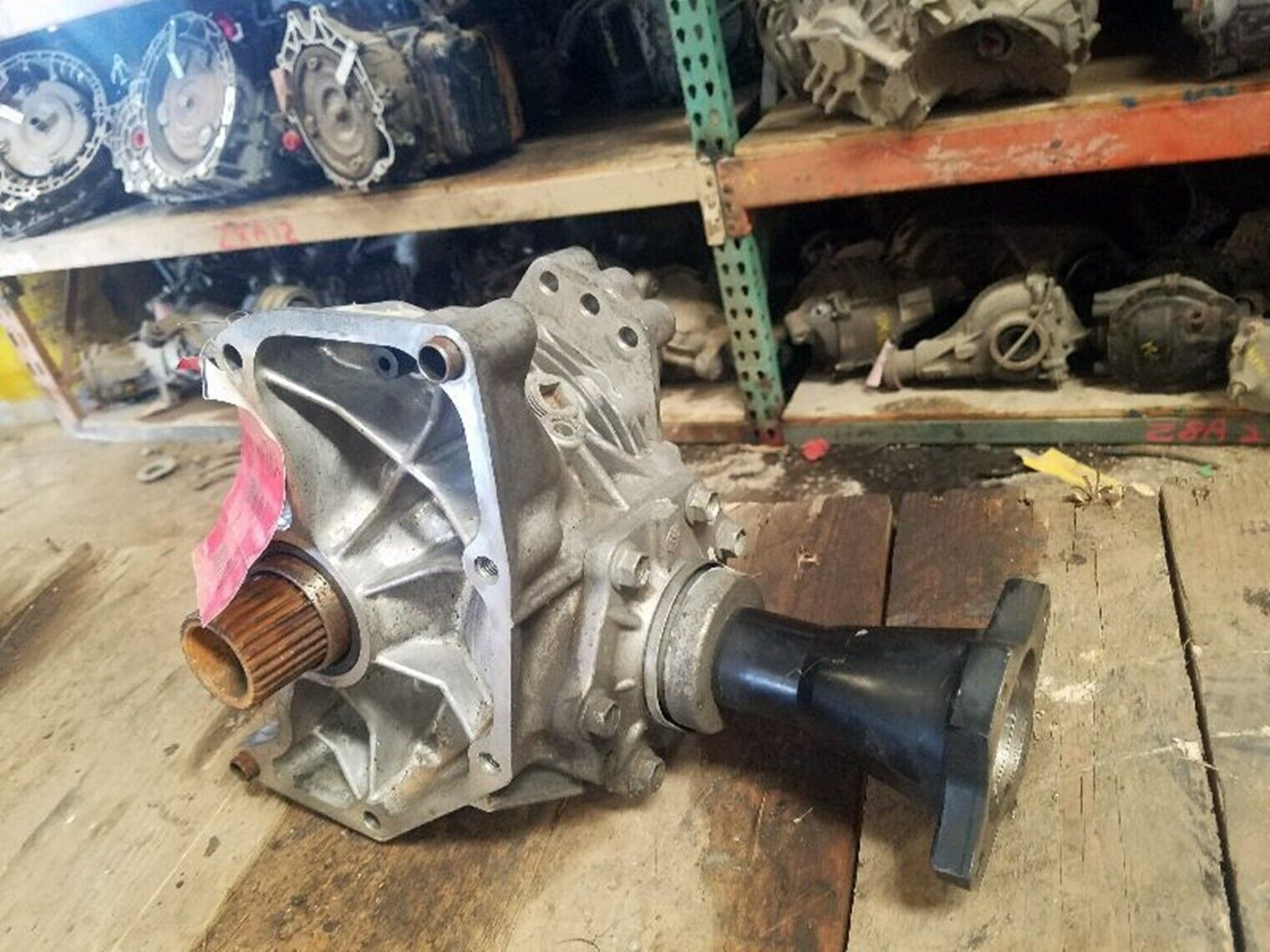 Used Nissan Automatic Transmission Parts for Sale - Page 9