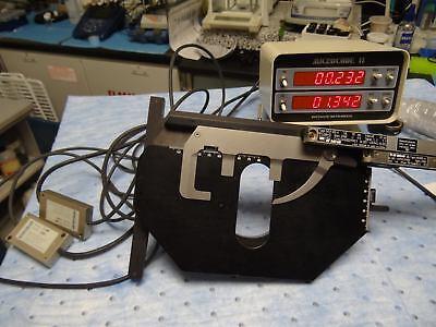 Zeiss Stage Axioplan Axiophot Axioskop With Boeckeler Encoders Microcode Tested