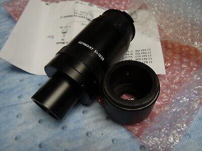 Leica Vario Tv Adapter 0.55x-1.1x Delta Hc Mount Tested
