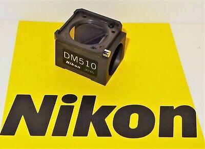 Nikon Dm510 Fluorescent Microscope Filter Block For Labophot Optiphot Tmd