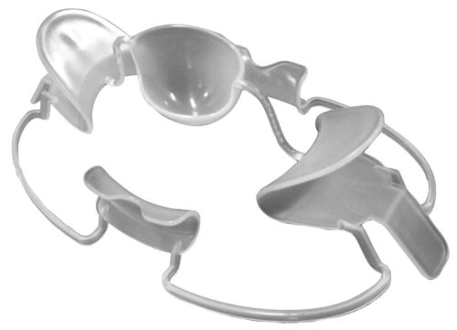 Dental Cheek Retractor Doublewider S (2 ea.) (YDM, made in Japan) 22749