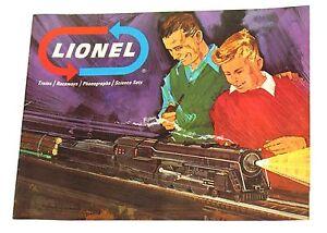 Lionel-1966-Consumer-Catalog-Mint-NOS-Original