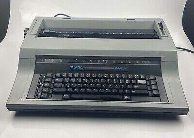 Swintec 8014-s Wide Format Office Electronic Typewriter