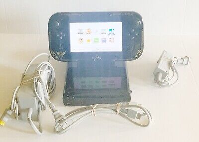 Nintendo Wii U Legend Of Zelda Edition Console 32 GB Black, Ready To Play, Great