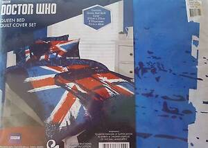 Doctor Who Quilt Cover Set Port Lincoln Port Lincoln Area Preview