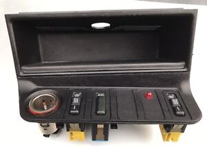 Bmw e36 heated seat, traction control switches
