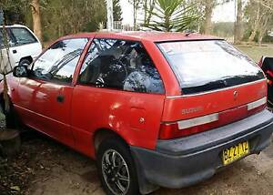 1993 Suzuki Swift Hatchback Sancrox Port Macquarie City Preview