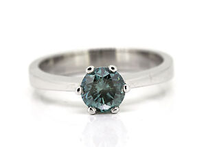 blauer diamant ring ebay. Black Bedroom Furniture Sets. Home Design Ideas