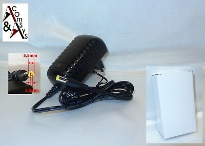 18v Netzteil (Netzteil Adapter Netzgerät Schaltnetzteil Gleichstrom Transformator 18V 1A 18W)
