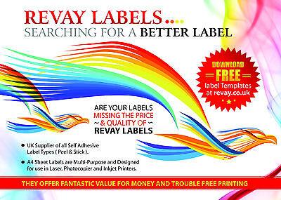 Shipping Postal Manifest Parcel Sticky Labels - 2 Labels - 150 mm X 100 mm (200)