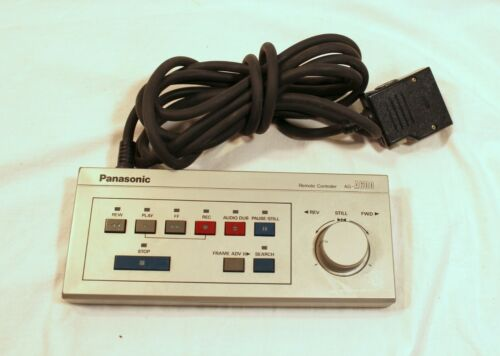 PANASONIC AG-A600 Video Editing Remote Controller