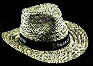 Havana Club Echt-Strohhut, Panamahut, Cowboyhut, Hut, Partyhut