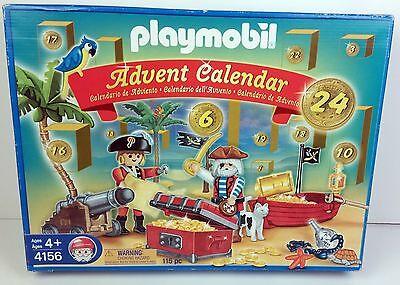 Playmobil advent calendar 115 pieces ages 4 & up #4156