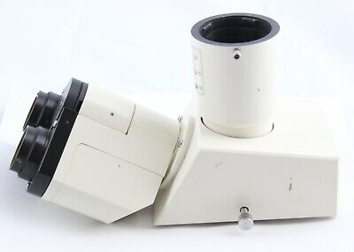 Zeiss Trinocular Head Part 452910 Axio Microscope Axioskop