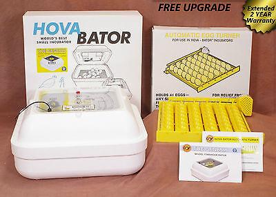 HovaBator Genesis 1588 Digital Egg Incubator | Automatic Turner - Chicken Quail