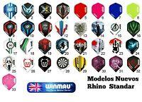 Juegos De Plumas Winmau Rhino, Modelos Standar -  - ebay.es
