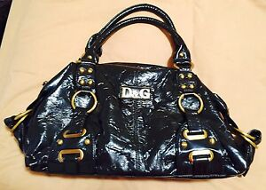D&G Handbag - Blue Used Once in excellent near new condition Aspendale Gardens Kingston Area Preview