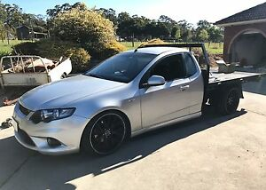 2008 Ford XR6 Flat tray ute Falcon Grindelwald West Tamar Preview