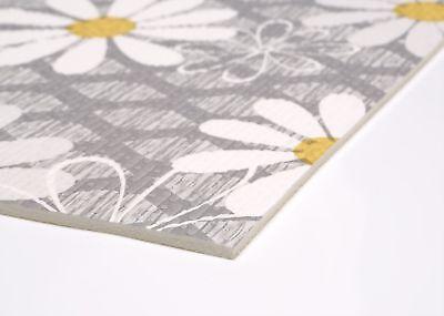 Küchenläufer Terramat Antirutsch Matte für Boden Küche, Kamille, Größe wählbar ()
