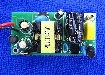 Led Power Supply Driver 20w For 20watt High Power Led Light Lamp Bulb 85-265v