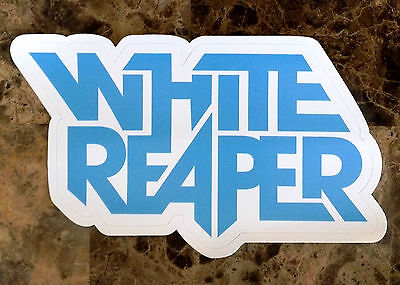WHITE REAPER The World's Best American Band 2017 Ltd Ed RARE Sticker! Indie (Best American Indie Bands)
