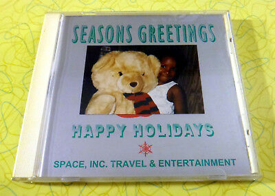 Christmas Songs - Steelin' Jazz Trio ~ Music CD ~ Rare Clyde George Holiday ()