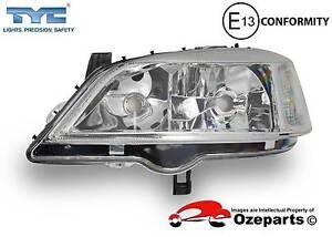 Holden Astra TS******2004 LH Left Hand Head Light Lamp Chrome Dandenong Greater Dandenong Preview