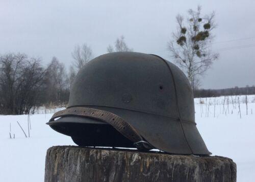 WW2 M42 German  Helmet WWII M 42. Combat helmet.