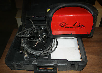 Tahoe Tpi2000 Welding Machine Inverter Electric Welder Free Shipping