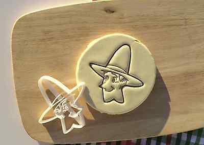 n Yellow Hat Cookie Cutter Cupcake topper Fondant Party (Curious George Hat)
