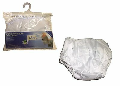 Incontinence IPLAY Multi-Use Disposable Swim Diaper Baby Tod