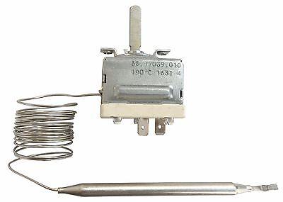 frifri ECO 4 4+4 ECO4 Friteuse Thermostat Temperaturregler Regler Termostat NEU
