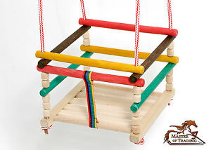 how to make a wooden swing seat
