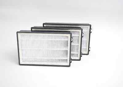 Holmes Hapf600 filter B True HEPA Replacement Filter, 3 Pack By BulkFilter Brand