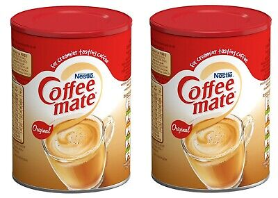 Nestle Coffee Mate Original Nestle Whitener Tub 150 Servings Pack of  2 X 1Kg