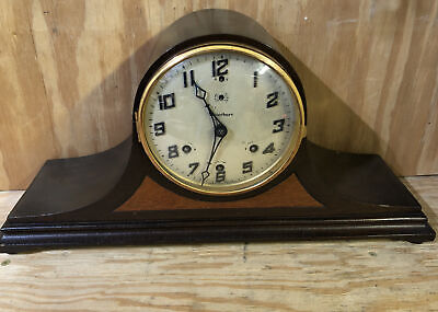 $$$ REDUCED AGAIN!!!! antique waterbury mantle clock