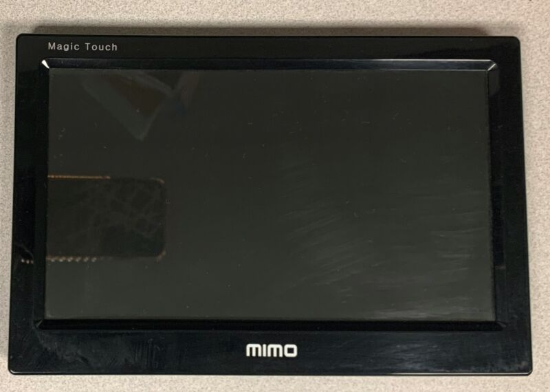 """MIMO UM-1010A 10.1"""" LCD MONITOR TOUCHSCREEN DISPLAY, DOESN"""