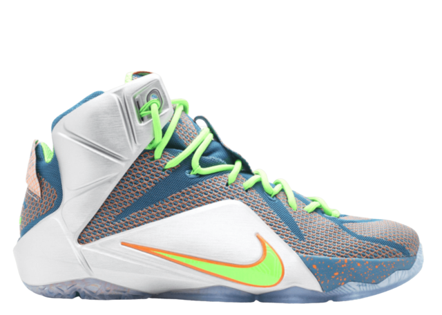 Nike Lebron 12 Trillion Dollar Man