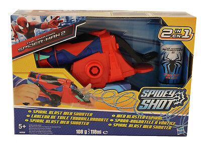Spider-Man Spiral Blast Web Shooter Hasbro A6998  (Web Shooter Spider-man)